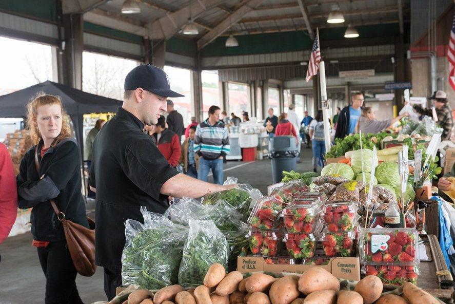 State Farmers Market | Photo by Jennifer Robertson