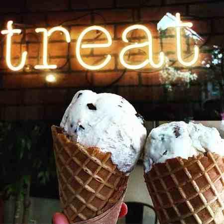 treat ice cream