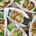 driftwood cantina taco spread