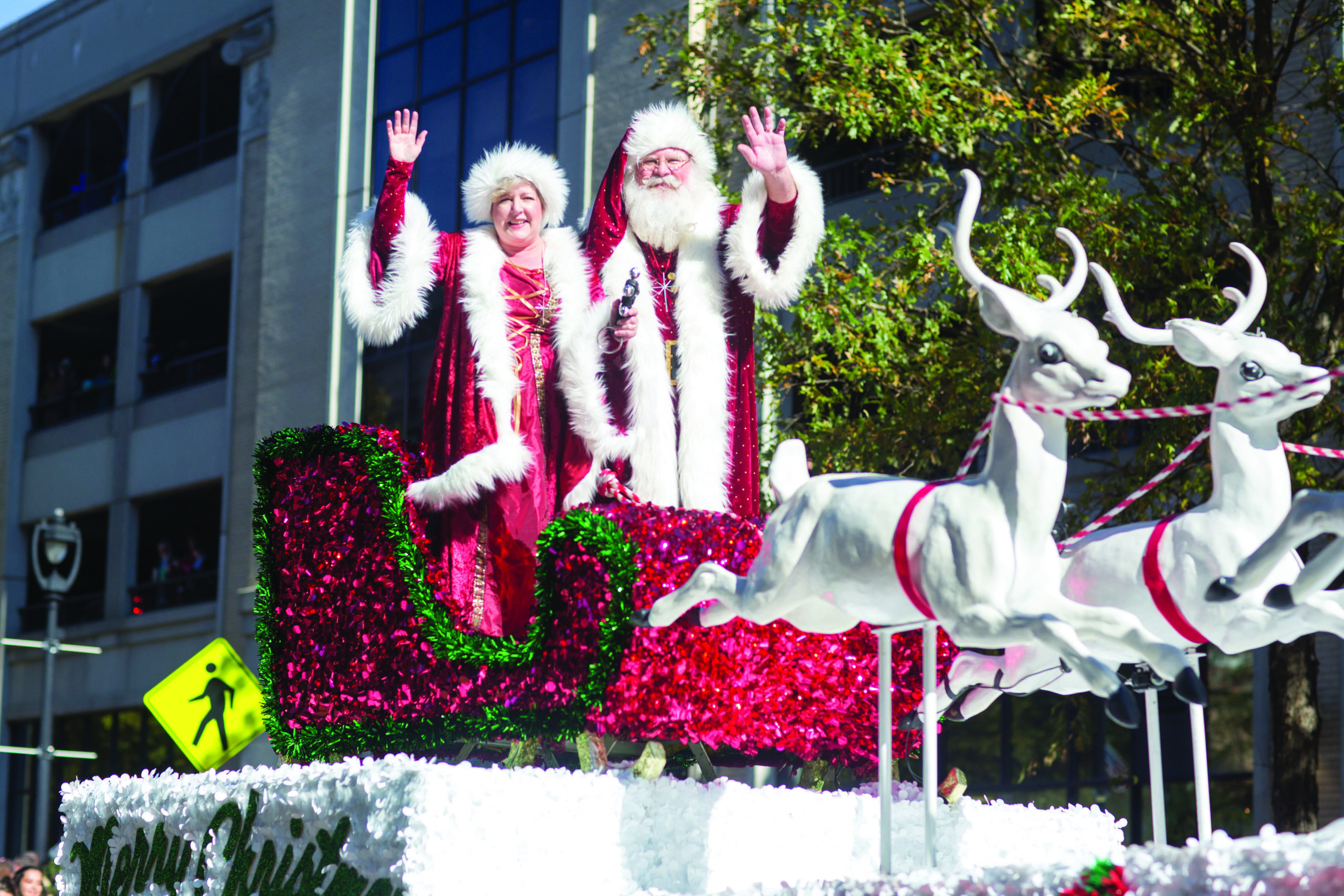 Hillsborough Nc Christmas Parade 2021