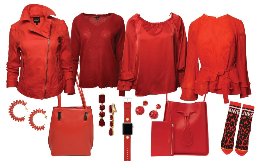 Dare to Wear Red