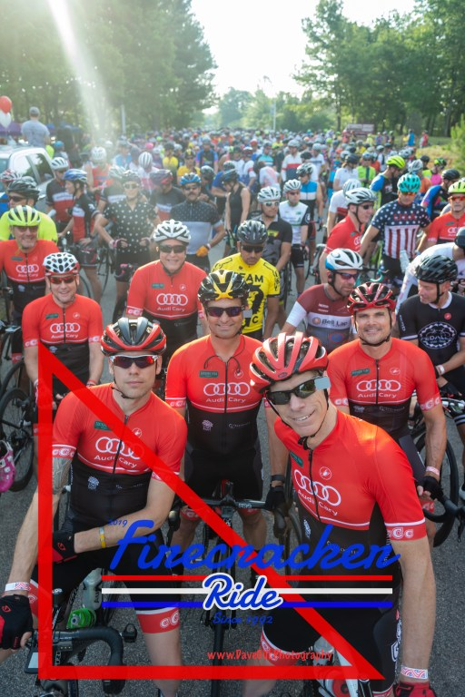 Capital Cycling Club Firecracker Ride