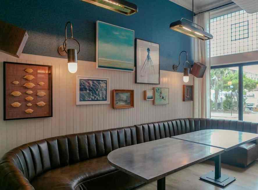 Seabird Wilmington interior