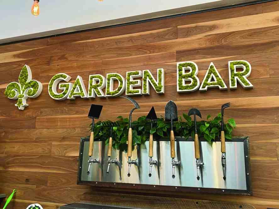 Atlantic Gardening Bar