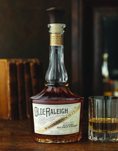 Olde Raleigh Distillery whiskey