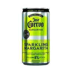 Jose Cuervo canned cocktail margarita
