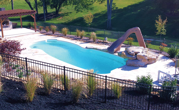 Inground Fiberglass Pools and Swim Spas Raleigh NC