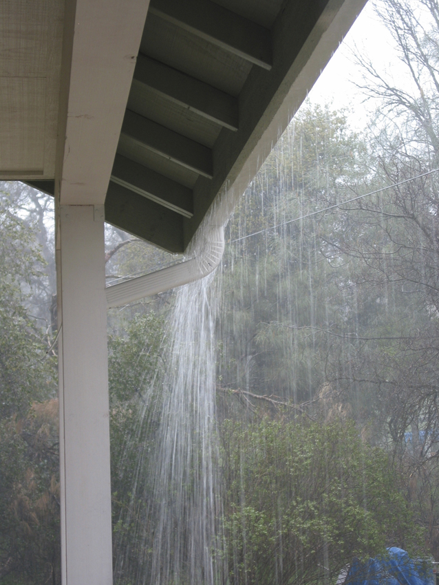 Are Your Gutters Draining Properly?  Pressure Washing Raleigh