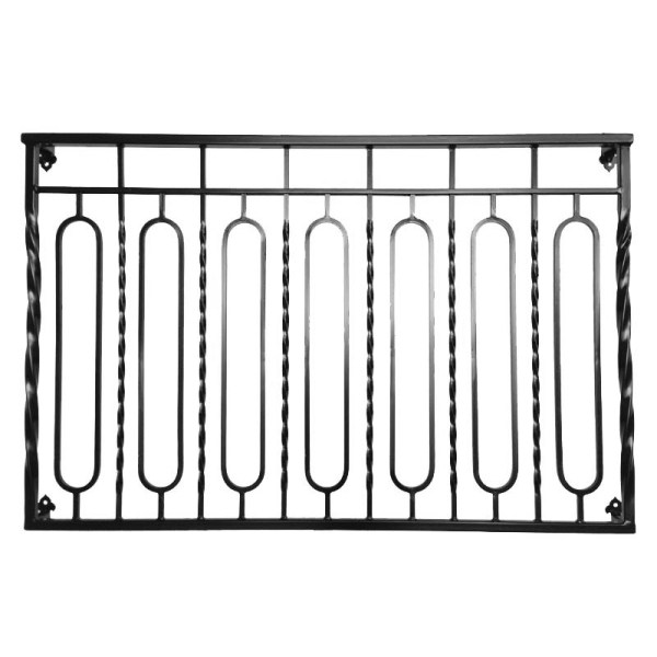Wrought Iron Juliet Balcony B4