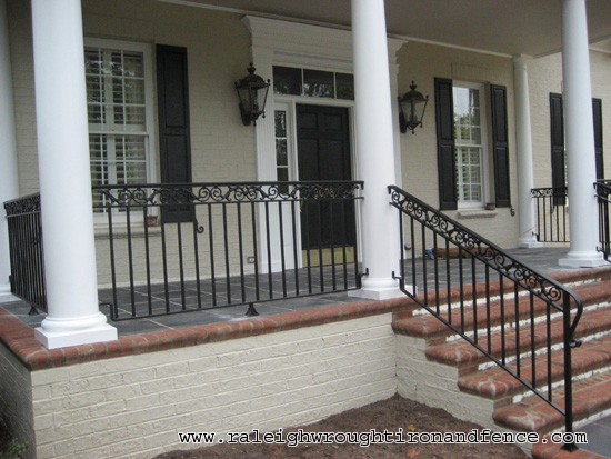 Image Result For Wrought Iron Stair Railings Interior