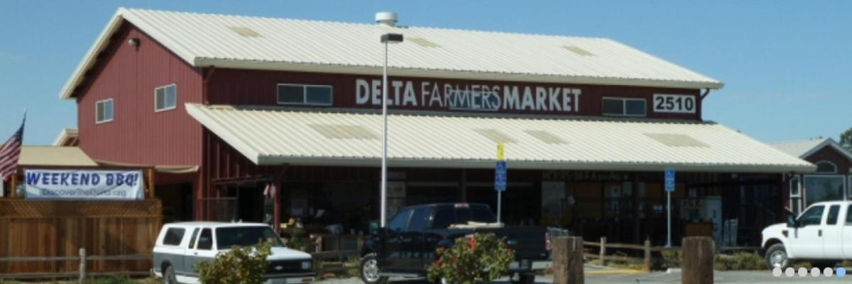 Ralene Nelson, Rio Vista REALTOR, supports the Delta Farmers Market