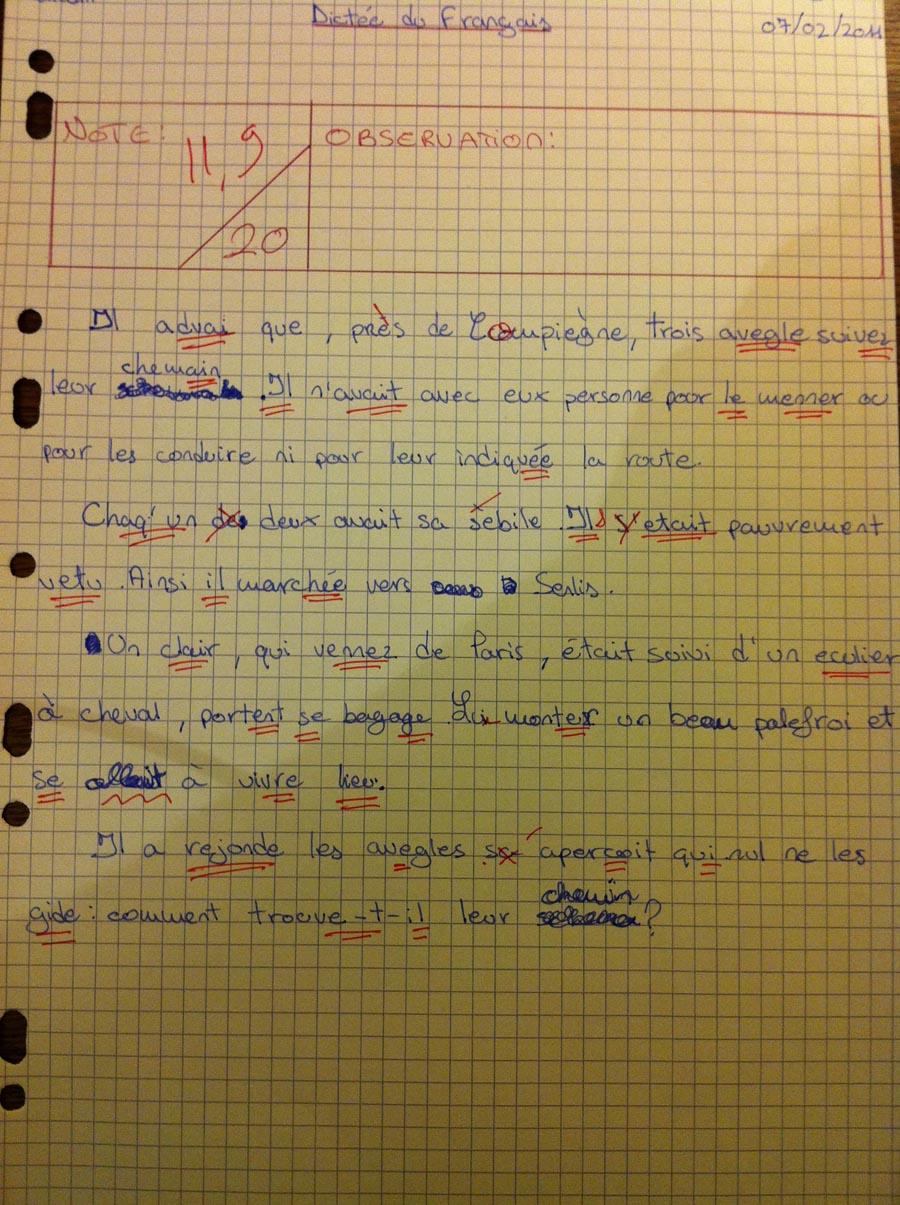 Comment Avoir Des Bonnes Notes : comment, avoir, bonnes, notes, Comment, évaluer, Cette, Dictée, Ralentir, Travaux