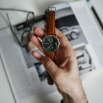 The gent style blogger, About Vintage, 1815 Chronograph