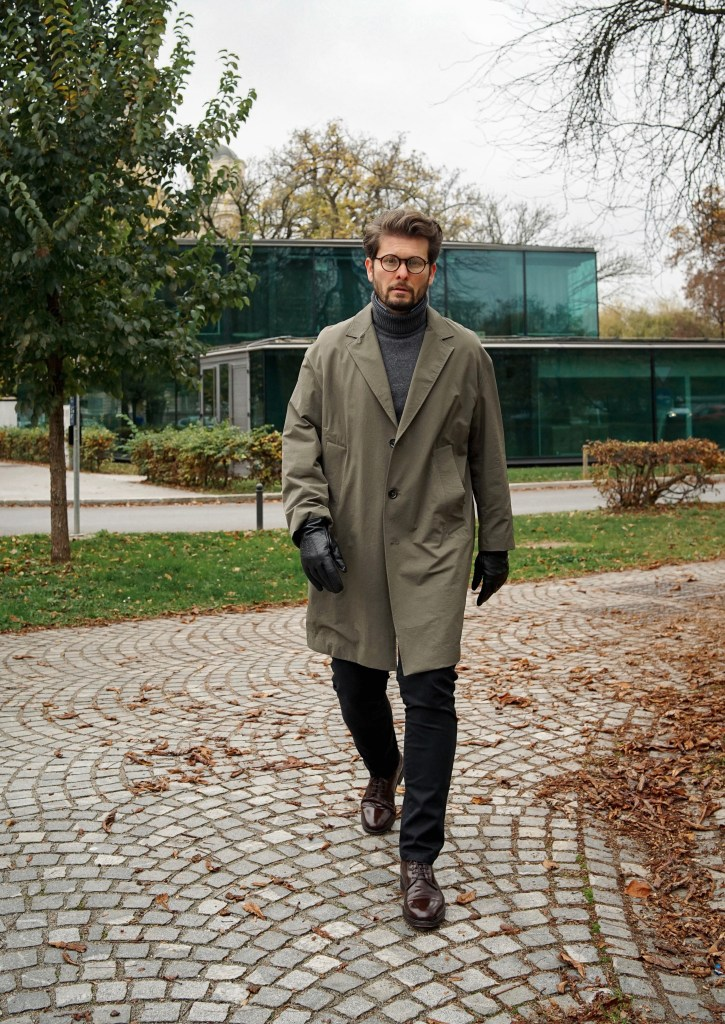 Oversized Trench Coat, men, Rale Popic, The Gent Style Blogger