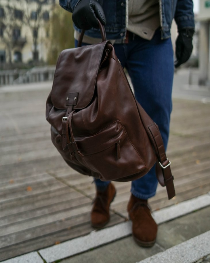 Picard Leather backpack, backpack, Rale Popic
