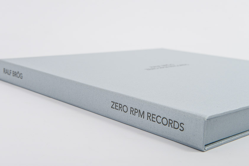 Ralf Broeg | zero rpm records publication