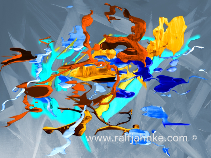 digital abstract art print, © Ralf Jahnke-Wachholz, contemporary abstract art Gallery, Giclee fine art prints, www.ralfjahnke.com