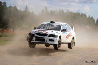 Johnny Bloom's Grand prix. Latvian Rallycross-110