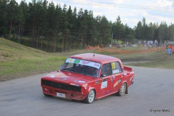 Johnny Bloom's Grand prix. Latvian Rallycross-130