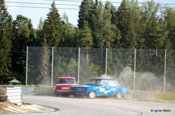 Johnny Bloom's Grand prix. Latvian Rallycross-150