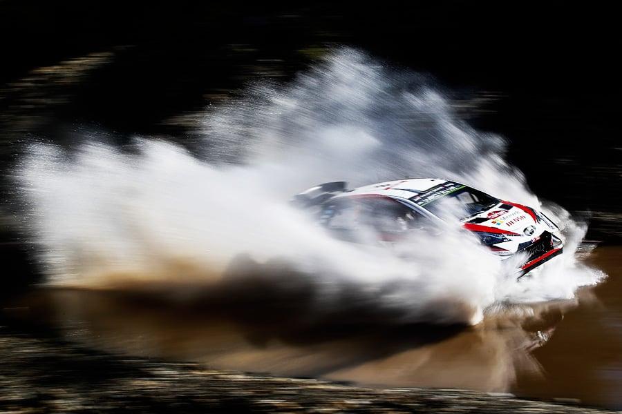 Reedel algav Walesi WRC etappi tabab orkaan