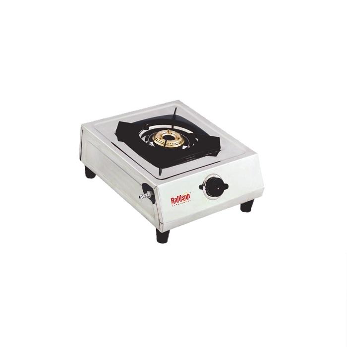 Rallison Appliances Diamond Steel Manual Gas Stove