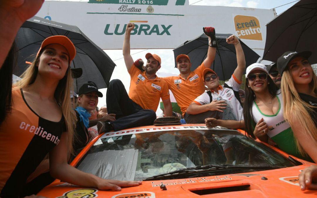 "Petrobras TCR 2016: ""Itor"" Galeano consigue su segunda corona chaqueña!"