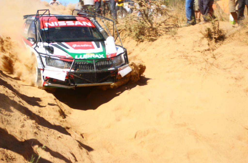 XLIV Transchaco Rally: Arias se acerca a la cuarta, Galeano acecha y Saba mantiene las esperanzas.