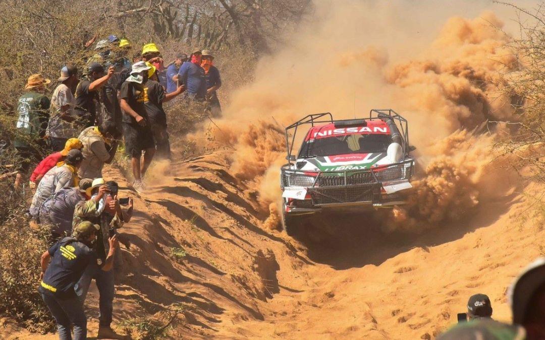 XLIV Petrobras Transchaco Rally: la noche de los campeones