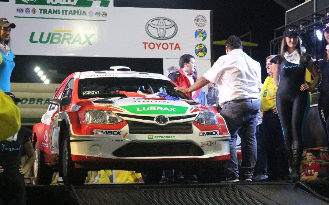 Petrobras Rally Trans Itapúa 2018: el resumen del día cero