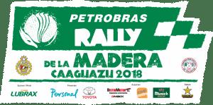 Logo Rally de Caaguazú 2018