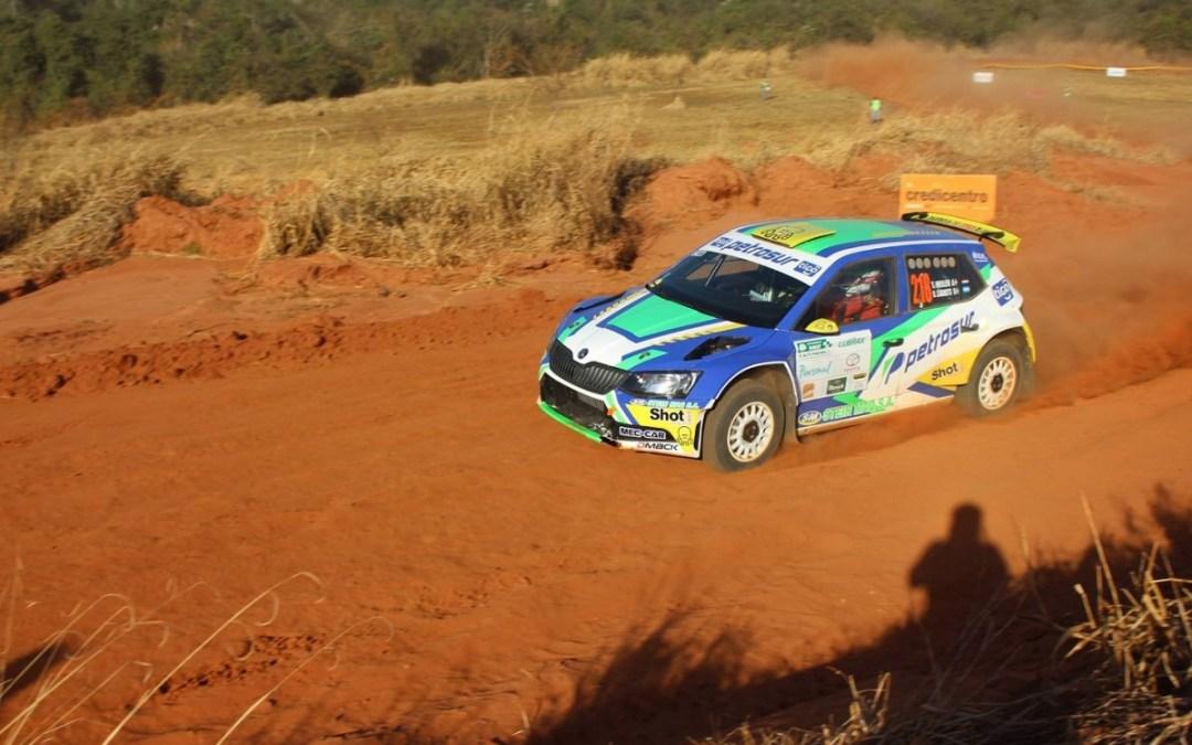 El Rally de la República marca el inicio de la mitad más dura del Nacional de Rally
