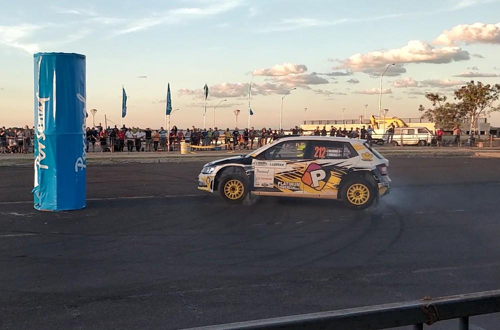Luis Maldonado domina el asfalto en la sexta fecha del Petrobras Súper Prime