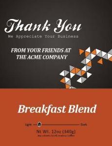 corporate gifts, custom coffee, custom gifts