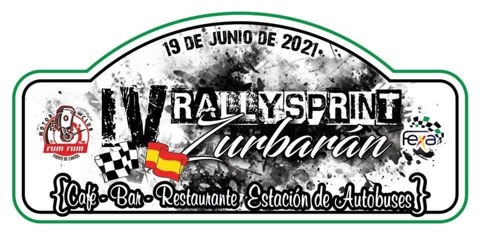 3 Equipos del Motor Club Almendralejo inscritos en el IV Rallysprint Zurbarán.