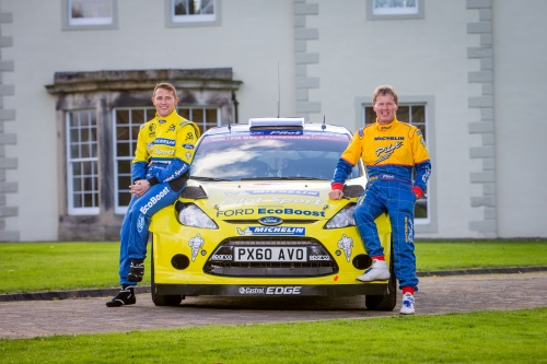 M-SPORTS WILSON AND MICHELIN REUNITE FOR WRC WALES RALLY GB
