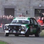 Rallye du Condroz  2014 Shakedown Pure Sound