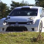 Volkswagen Polo R WRC 2017 spec tested by M.Grönholm