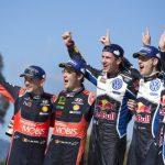 WRC Rally France 2016 Final