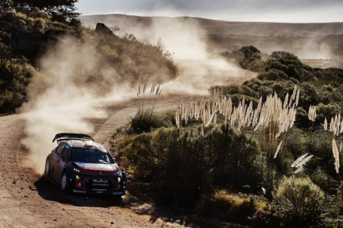 WRC Rally Argentina Day2