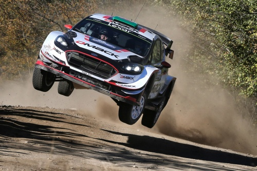 WRC Rally Argentina Day1