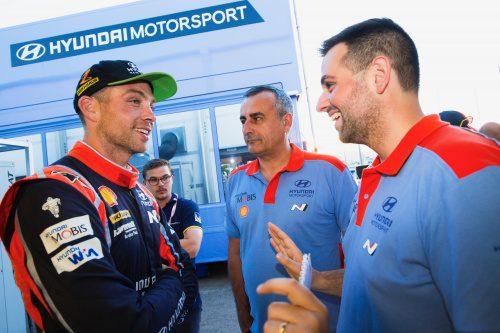 WRC RALLY ITALIA SARDEGNA 2017 Day1