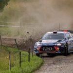 WRC RALLY POLAND 2017 DAY2
