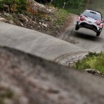 WRC Rally Finland 2017 Day1