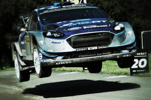 WRC ADAC Rallye Deutschland 2017 Day2