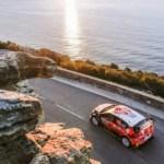 WRC TOUR DE CORSE 2018 DAY2