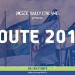 WRC Neste Rally Finland 2018: The Route