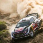 WRC RALLY AUSTRALIA 2018 SCHEDULE