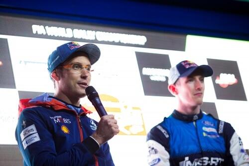 WRC TOUR DE CORSE 2019 DAY2