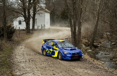 SUBARU RALLY PREVIEW: 100 Acre Wood Rally 2019